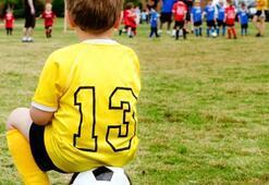 Spor yapan çocuk kendine güvenir