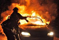 Araç yangınlarında sakin olmak hayat kurtarıyor
