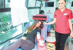 Kan stoklarında kırmızı alarm