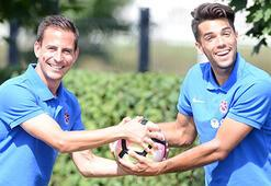 Trabzonsporda en istikrarlı oyuncular Mas ve Pereira oldu