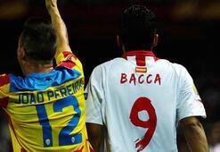 Sevillanın en golcüsü Bacca