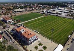 Nazilli Belediyespor Yıldırım Demirören Spor Tesisleri açıldı