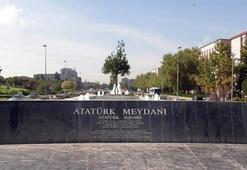 Ankara Büyükşehir Belediyesiden Atatürk Meydanı açıklaması
