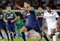 Vitoria ve Salzburg puanları paylaştı