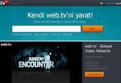 Dünyada bir ilk Sen de kendi Web.TVni Web.TV ismi ile yarat