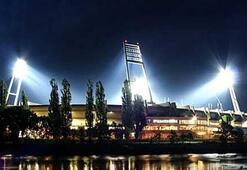 Bremenin stadında esrarengiz cisim