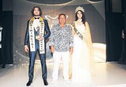 Kuşadası'nda kral ve kraliçe seçildi