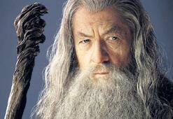 McKellen'dan Gandalf'a yeşil ışık