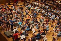 Sistema Europe Orkestra Kampı, İstanbulda buluşuyor