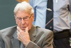 94 yaşındaki eski muhafıza 5 yıl hapis