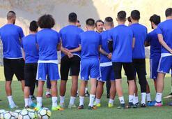 Evkur Yeni Malatyaspor, Bursaspor maçında Ali Ravcıya emanet