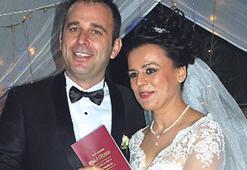 Lig TV muhabiri  Akhisar'da evlendi