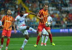 Kayserispor - Antalyaspor: 2-0