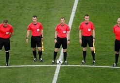 Türkiye-Çek Cumhuriyeti maçına İskoç hakem