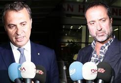 Beşiktaşlılar hastaneye akın etti