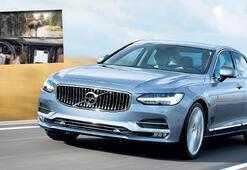 Volvo'dan akıllı sürüş atağı