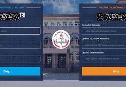 E-Okul Veli Bilgilendirme sistemine giriş nasıl yapılır E-Okul sorgulama ekranı