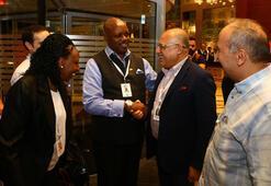 Büyükelçilerin Gaziantep buluşması