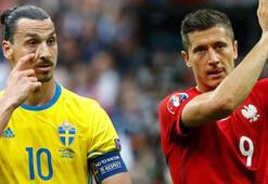 Lewandowski ve Ibrahimovicten görülmemiş forma değişimi