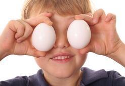 Çocuklara günde bir yumurta yedirin