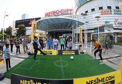 Penaltıcılar Metrocity'de