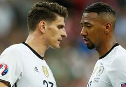 Almanyada Mario Gomez tartışması