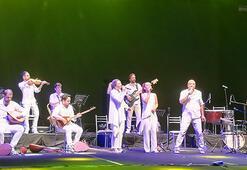 Yeni albümün ilk konseri Antalyada