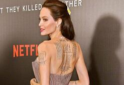 Angelina Jolie göz kamaştırdı
