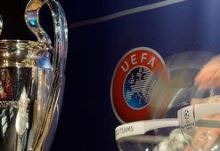 Şampiyonlar Liginde 1. ve 2. tur kuraları çekildi