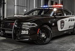 Polis arabaları hiç bu kadar hızlı olmamıştı