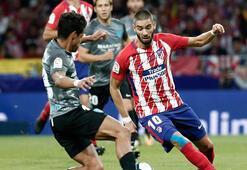Atletico Madrid stat açılışını galibiyetle süsledi