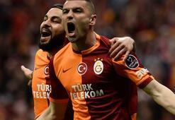 Galatasaray-Kayseri Erciyesspor: 2-1