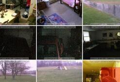 Web kameranızla evinizi gözetleyin