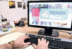 Bornova'dan, online canlı destek hizmeti