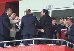 Altay'a bir maç ceza