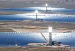 İsrailin umudu güneş enerji kulesinde