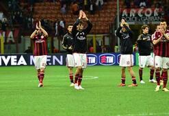 Milan Avrupa dışında kaldı