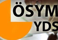 YDS soru ve cevapları yayımlandı mı 2017 YDS sonbahar dönemi