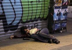 Arka Sokaklar son bölümde Aylin vuruldu