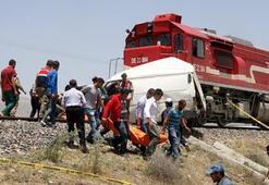 Katastrophe auf Schienen