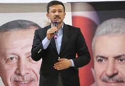 AK Partili Hamza Dağ, son anket sonucunu açıkladı