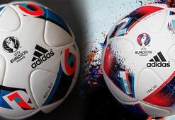 Euro 2016nın topları değişiyor