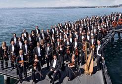 Viyana Senfoni Orkestrası Efes Antik Tiyatro'da