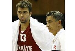Tanjevic: Mehmet Okur Türk basketboluna çok şey kattı