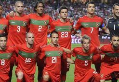 Portekizin 23 kişilik kadrosu açıklandı