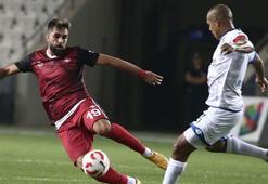 Gaziantepspor-Büyükşehir Belediye Erzurumspor: 0-0