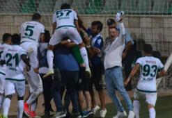 Denizlispor-Akın Çorap Giresunspor: 0-1
