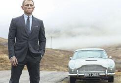 Bond'un 50 yılda ayağını yerden kesen otomobiller