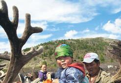 Sayan Dağları'nda Dukha Türkleri