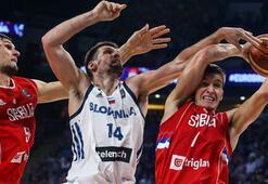 Slovenya - Sırbistan: 93-85